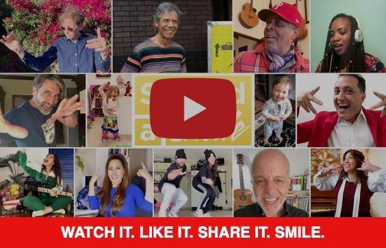 Robin Hogarth - Smile Campaign